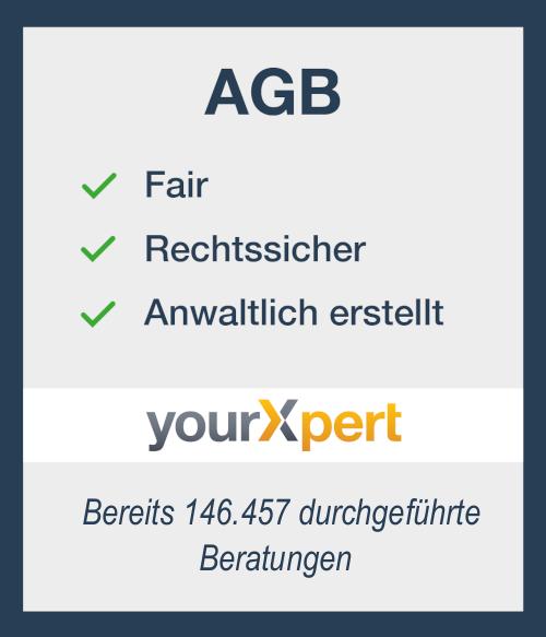 AGB erstellen lassen